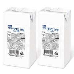 매일 [냉장]이지업 휘핑크림 1L 2개 번지_(854218)