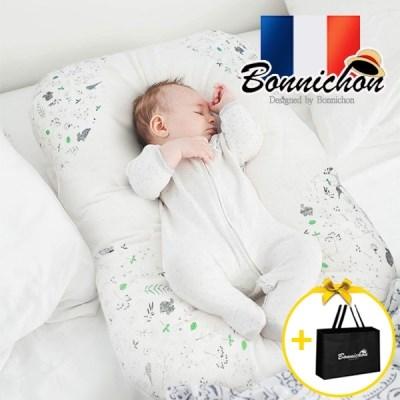 프랑스 보니숑 태열방지 역류방지쿠션 쿨라핀/양면사계절용/신생아