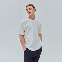 FRESH BASIC T-SHIRTS_IVORY