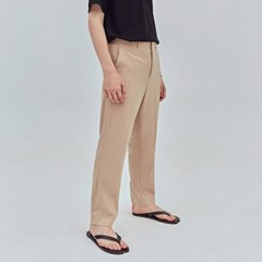 STANDARD WIDE SLACKS_BEIGE