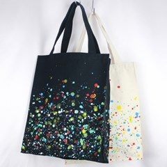 painting eco bag (2color)