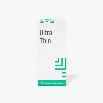 [EVE] 이브 울트라씬 Ultrathin 촉촉한 기본 초박형 콘돔