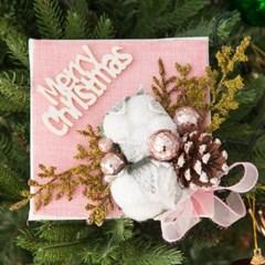 스킨목화캔버스액자 15cmP 크리스마스 액자 TRFAHM_(1415101)