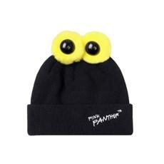 [FW19 Pink Panther] PP Eyes Beanie (Black)_(703965)