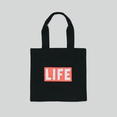 LIFE CLASSIC TOTE BAG_BLACK_(1424722)