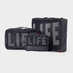 LIFExR PACKABLE POUCH 506 SET_ARMY, BLACK_(1424751)