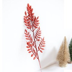펄가지작은잎 43cm 트리 크리스마스 장식 소품 TROMCG_(1420476)