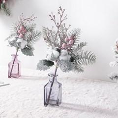 스노우 목화픽32cm 트리 크리스마스 장식 소품 TROMCG_(1420465)