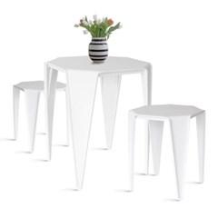 [꼬모까사]엔타곤 테이블