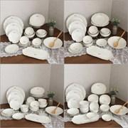 로맨틱라움홈세트(옵션선택) / 2인 4인 6인 북유럽 빈티지 신혼 그릇