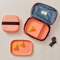 [에코보] 직사각 런치박스 (Go Rectangular Lunch Box)