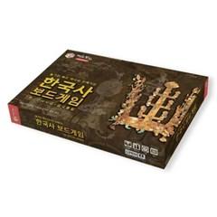 에듀보드 한국사 보드게임 1편 (선사시대-삼국통일)_(2553287)