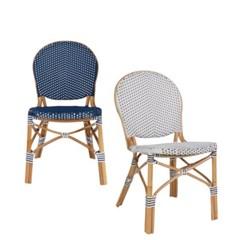 patio rattan side chair(파티오 라탄 사이드체어)