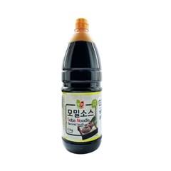 청우 첫맛 모밀 소스 2.1kg