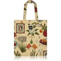 nother Viva Frida Flat Tote Bag (Frida Kahlo/Sand)