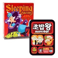 슬리핑퀸즈+초밥왕 보드게임_(2555712)