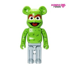 1000%BEARBRICK OSCAR THE GROUCH(1908007)
