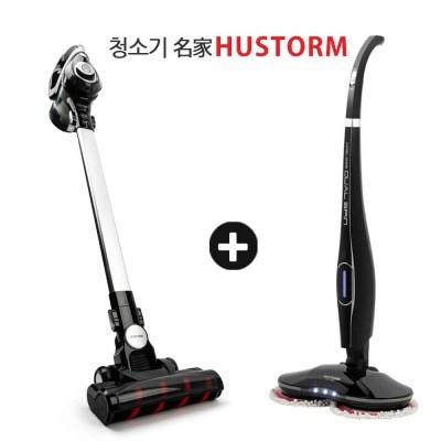 휴스톰 진공싸이클론 HV-5000 + 물걸레청소기 HS-10000_(1800760)