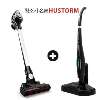 휴스톰 진공싸이클론 HV-5000 + 물걸레청소기 HS-11000_(1800756)