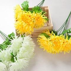 대실국화부쉬 56cm 조화 성묘 꽃 국화 소품 FAGAFT_(1424807)