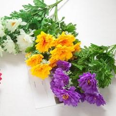 9대금국화부쉬 55cm 조화 성묘 꽃 국화 소품  FAGAFT_(1424806)