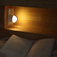 LED 광센서 조명 루네타 무드등 취침등 수면등 수유등