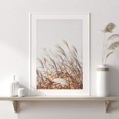 가을 들판 그림 인테리어 액자 포스터 스테이
