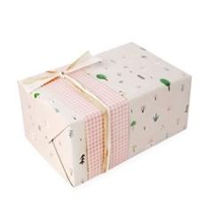 어릴적 그림책 포장지 (1개)