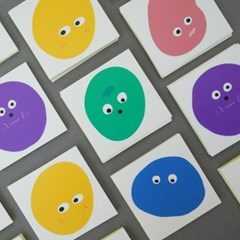 STICKER PACK. JELLY BEANS