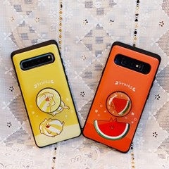 아이폰7 Frutas 스마트 그립톡 카드 범퍼 케이스_(2324677)