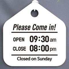 영업시간안내판_004_Please Come in 02_(992927)