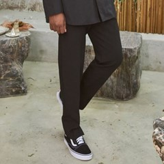 FA Signature Cozy Slacks Black