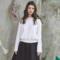 Blend Easy Sweatshirt Ivory