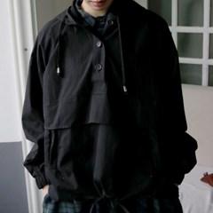 wearable hood anolak (black)_(1327174)