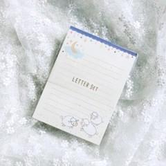 디원 양 편지지 (JL14)