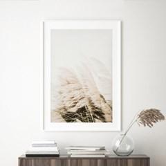 가을 들판 그림 인테리어 액자 포스터 윈드