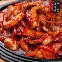 [생선생] 칼칼한 주꾸미 갑오징어 볶음 400g 1팩