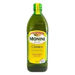 모니니 엑스트라버진 올리브오일 1L