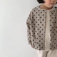 유) 도트 아동 자켓