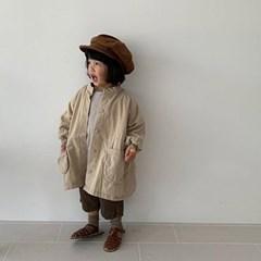 유) 건빵 아동 야상자켓