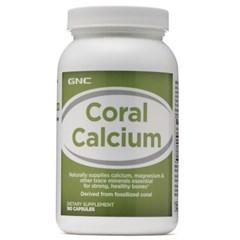 GNC 코랄칼슘 180정 (캡슐)