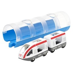 브리오 터널과 여행기차(33890)