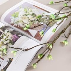리얼리프가지 92cm FAIAFT 조화 꽃 인테리어소품_(1436232)