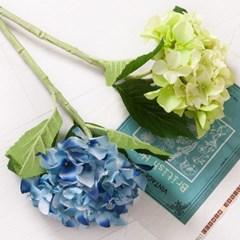 러빅수국가지o 60cm FAIAFT 조화 꽃 인테리어소품_(1436231)