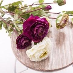 투톤러넌가지o 75cm FAIAFT 조화 꽃 인테리어소품_(1436229)