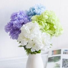 러프메리골드부쉬o 31cm FAIAFT 조화 꽃 인테리어소품_(1436222)