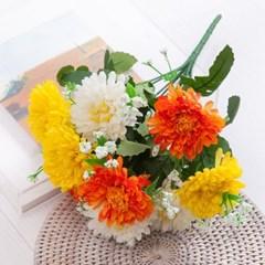 믹스아트거베라부쉬o 38cm FAIAFT 조화 꽃 인테리어_(1436212)