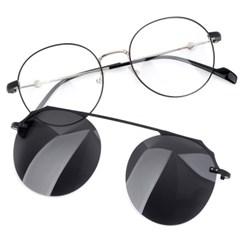 트리시클로 명품 편광 클립온 안경테 선글라스 TDC3047-03(51)