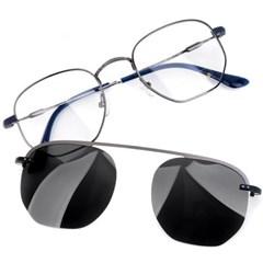 트리시클로 명품 편광 클립온 안경테 선글라스 TDC3045-04(51)