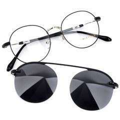 트리시클로 명품 편광 클립온 안경테 선글라스 TDC3038-03(50)
